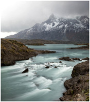 Another Stormy day at Torres del Paine